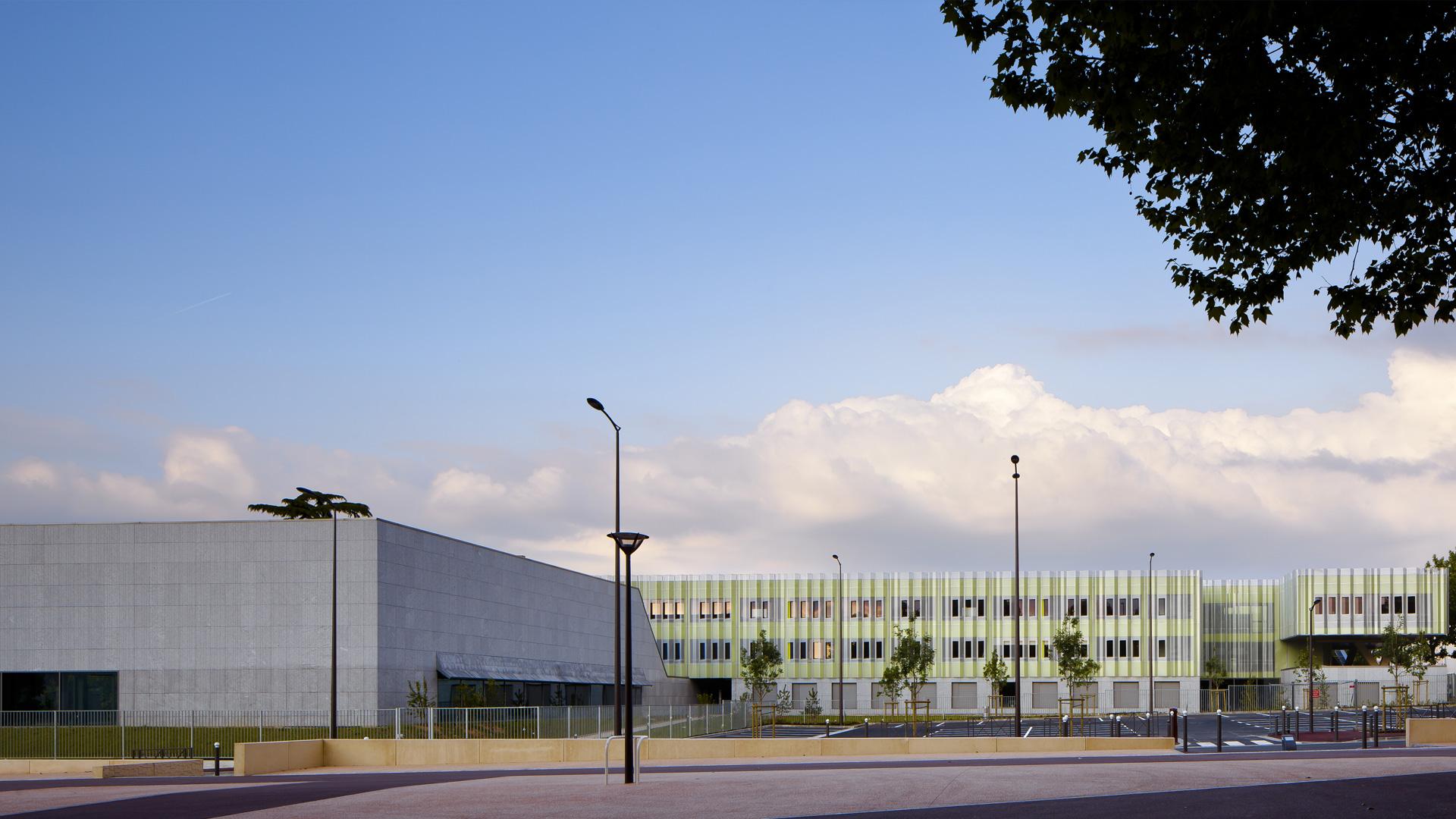 Collège Amédée Laplace | Brenac & Gonzalez et Associés
