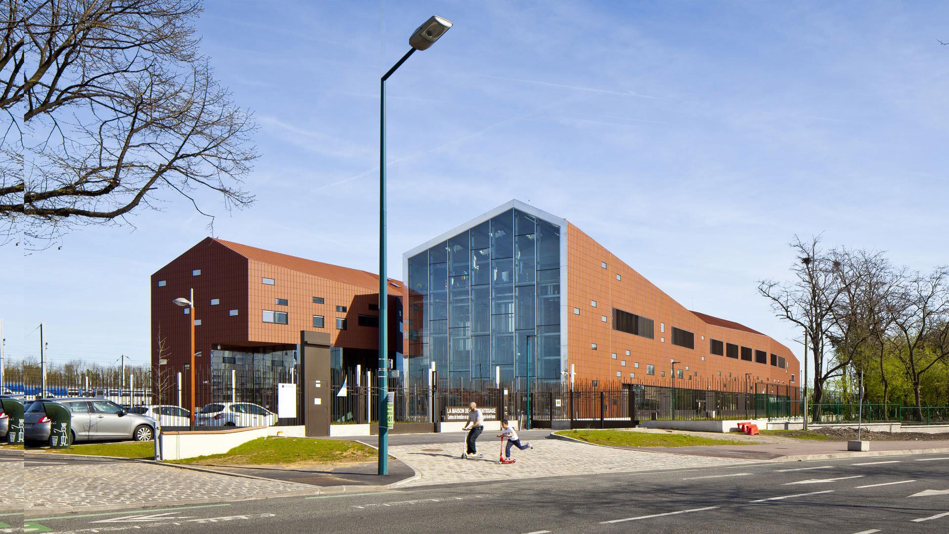 Maison de l'Apprentissage | Brenac & Gonzalez et Associés