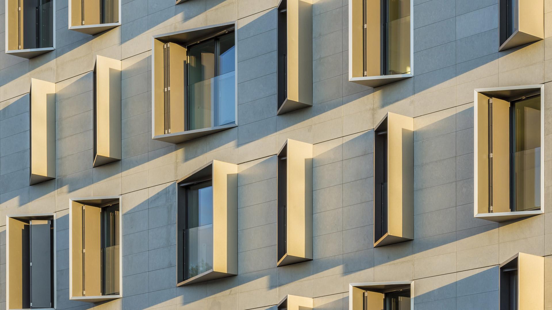 Logements & bureaux BEPOS Chatenay-Malabry | Brenac & Gonzalez et Associés