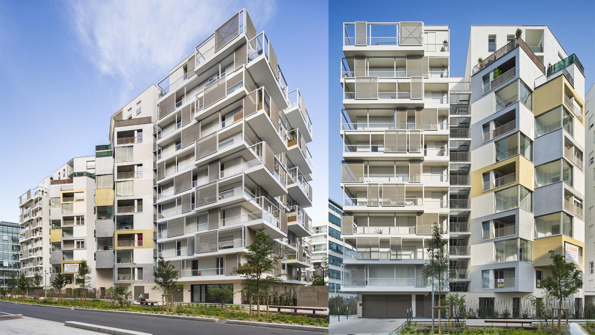 140 logements | Brenac & Gonzalez et Associés