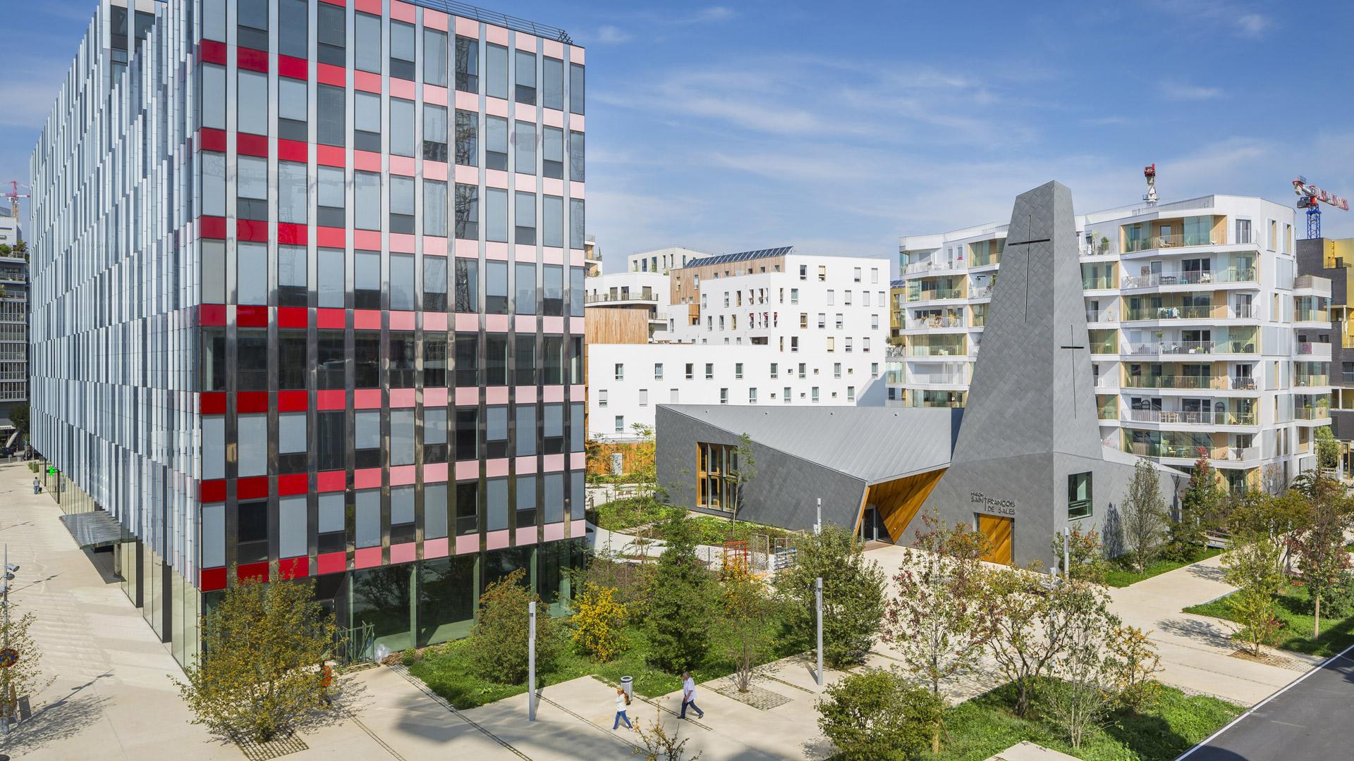 Maison Saint-François-de-Sales | Brenac & Gonzalez et Associés