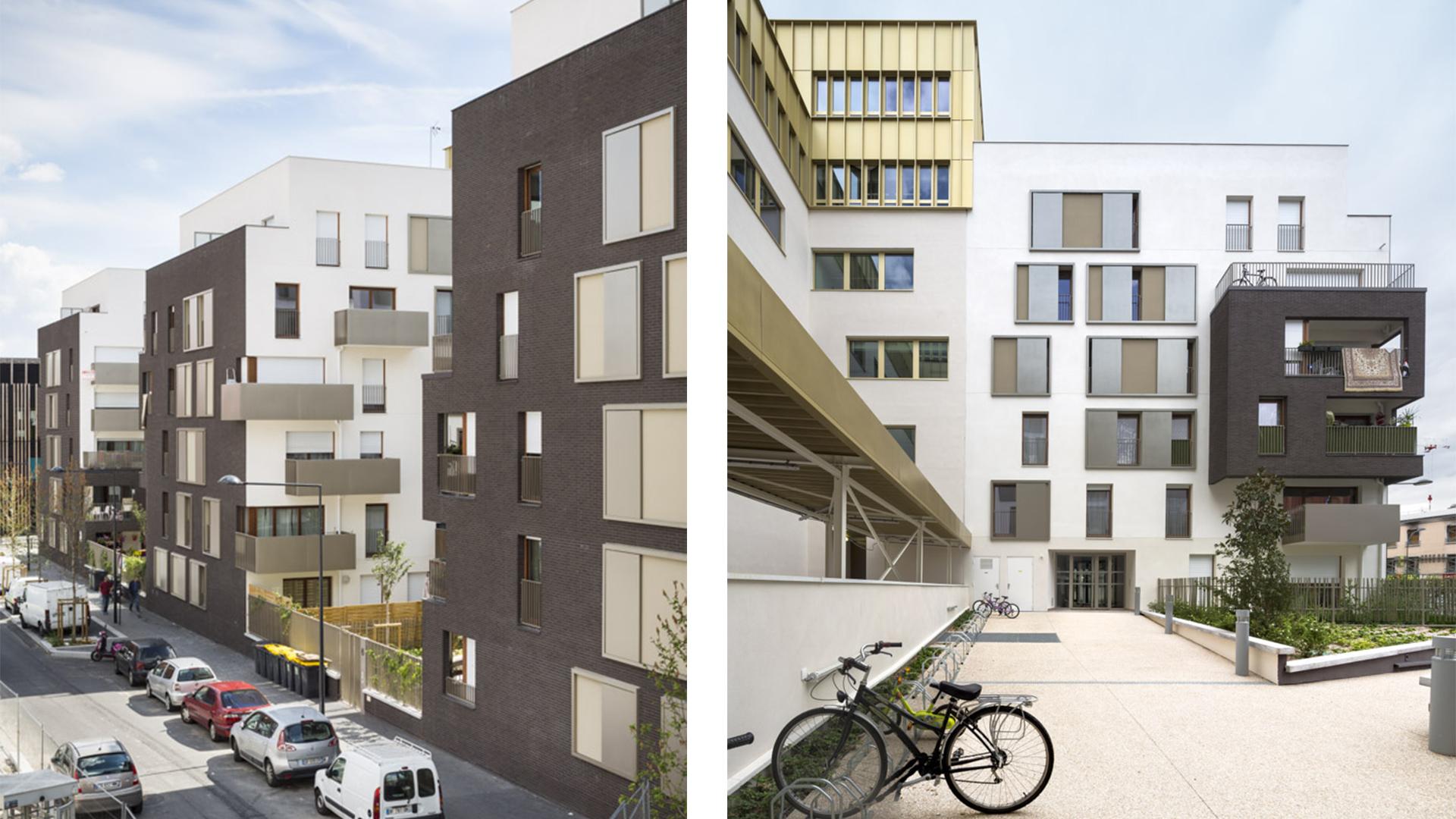 Bureaux Portes de Paris | Brenac & Gonzalez et Associés