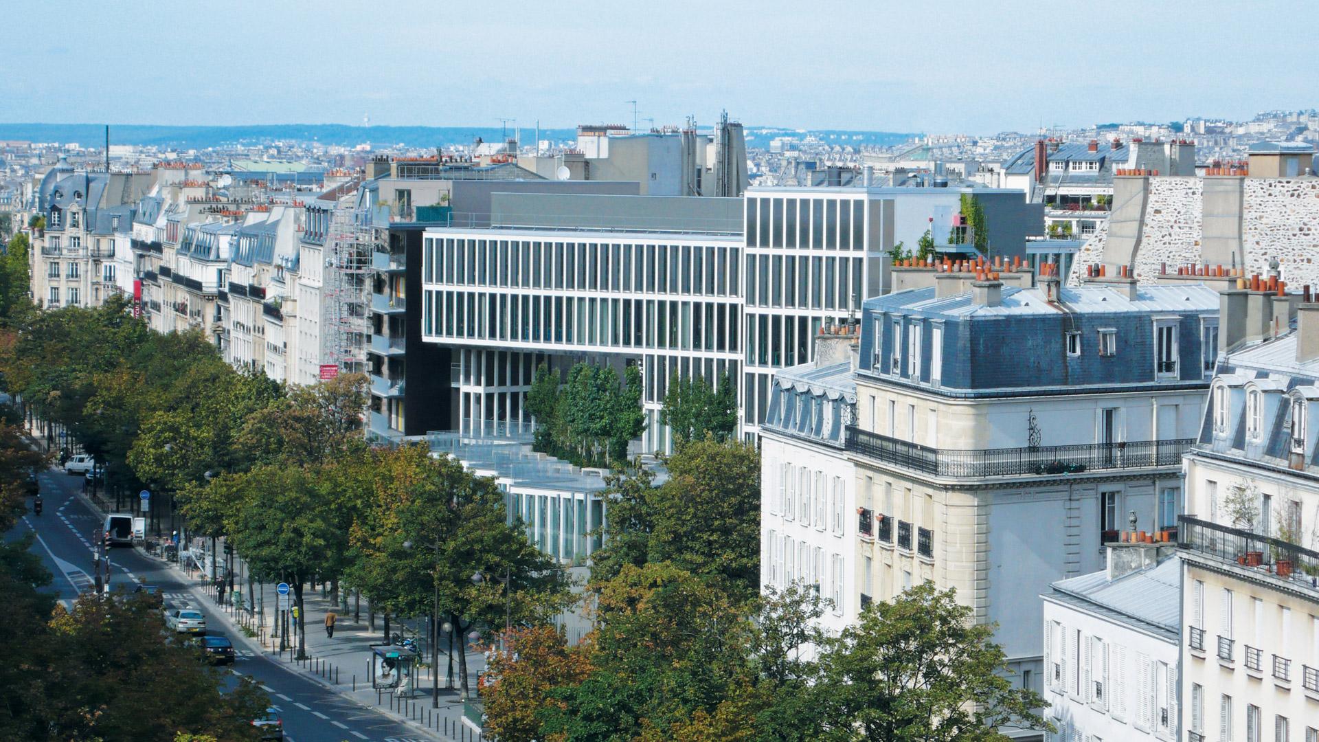 Lycéé Hôtelier Guillaume Tirel | Brenac & Gonzalez et Associés