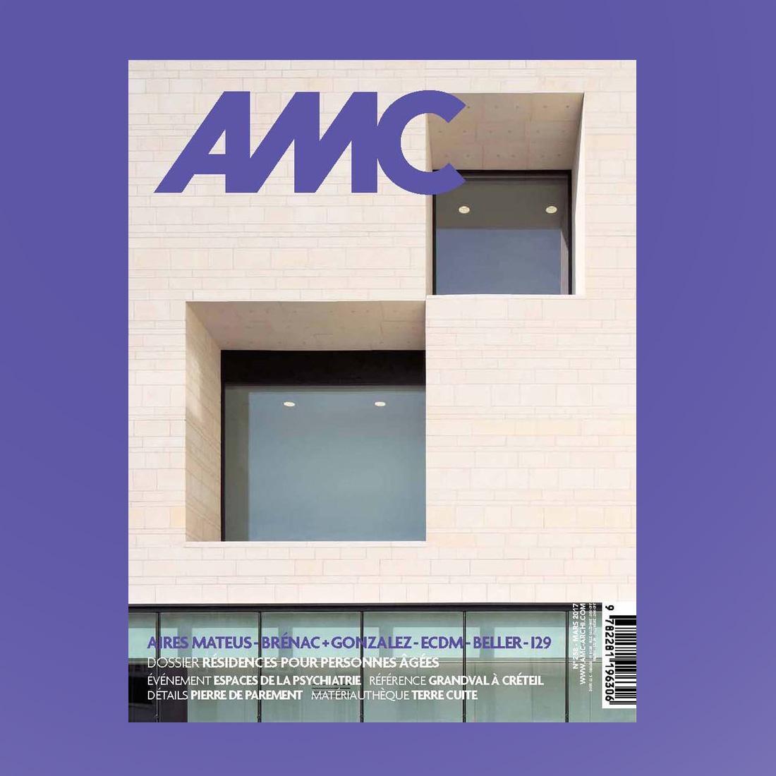 RPA YERSIN dans le dernier numéro d'AMC | Brenac & Gonzalez et Associés
