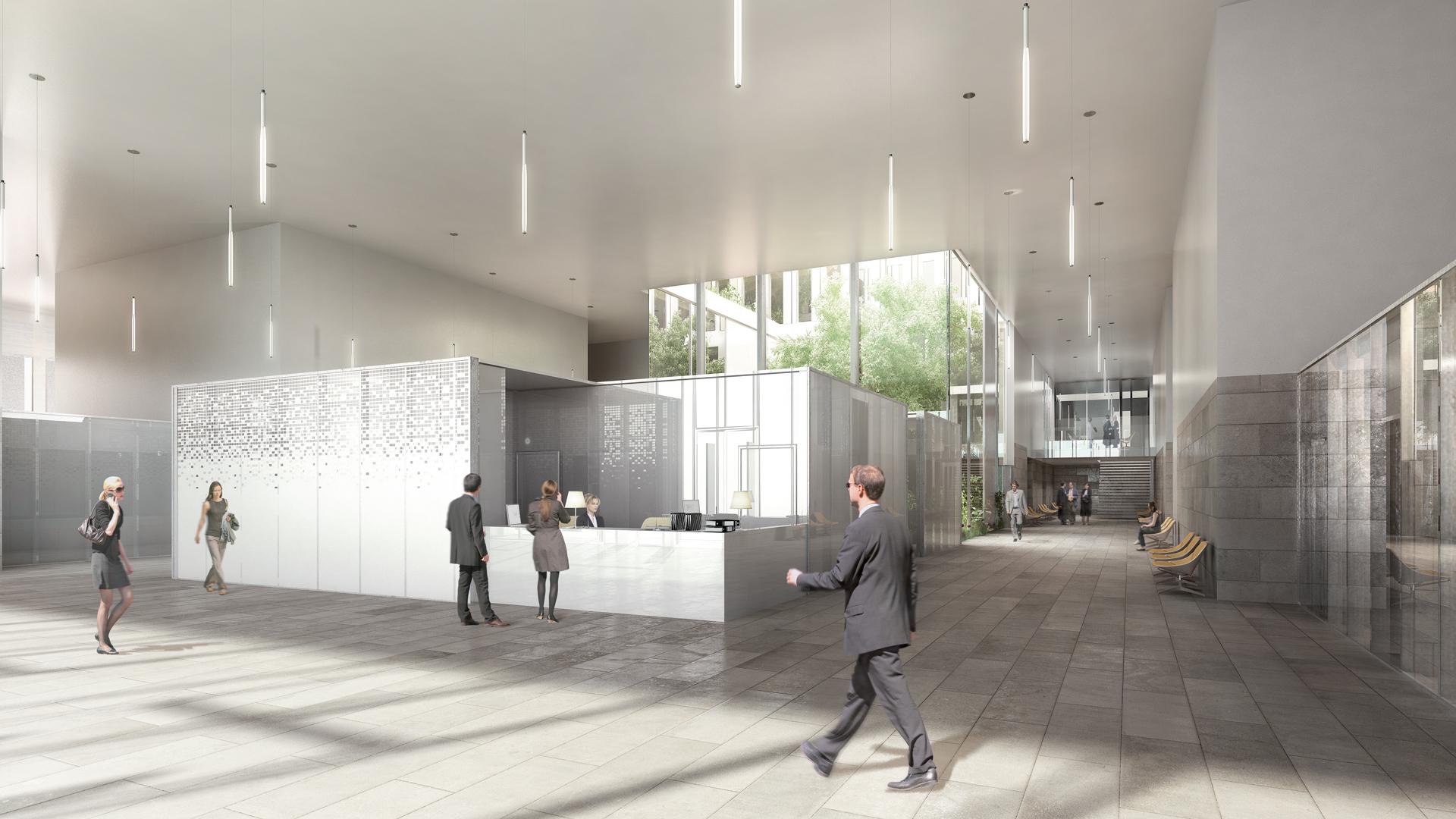Palais de Justice de Caen | Brenac & Gonzalez et Associés
