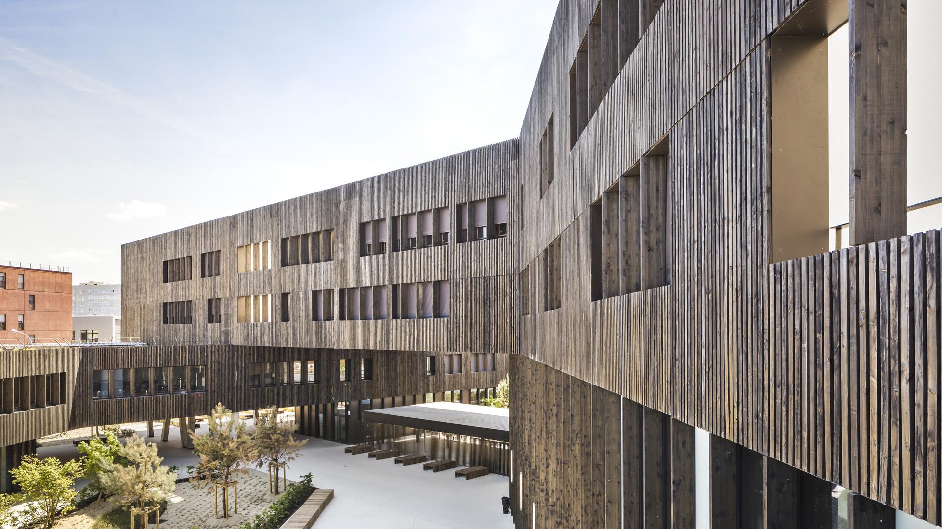 Lycée La Plaine | Brenac & Gonzalez et Associés
