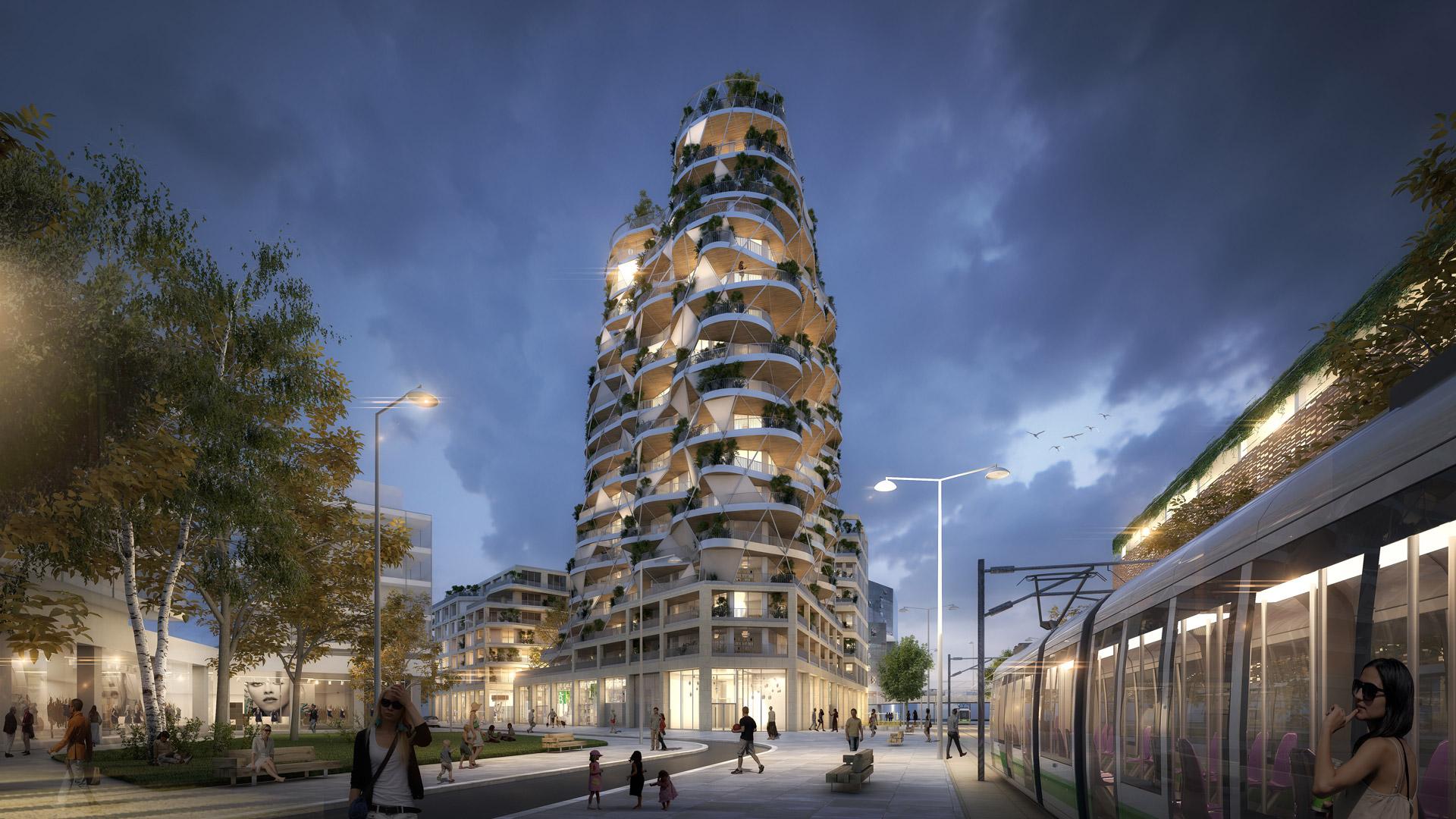 Montpellier Saint Roch Lot III | Brenac & Gonzalez et Associés
