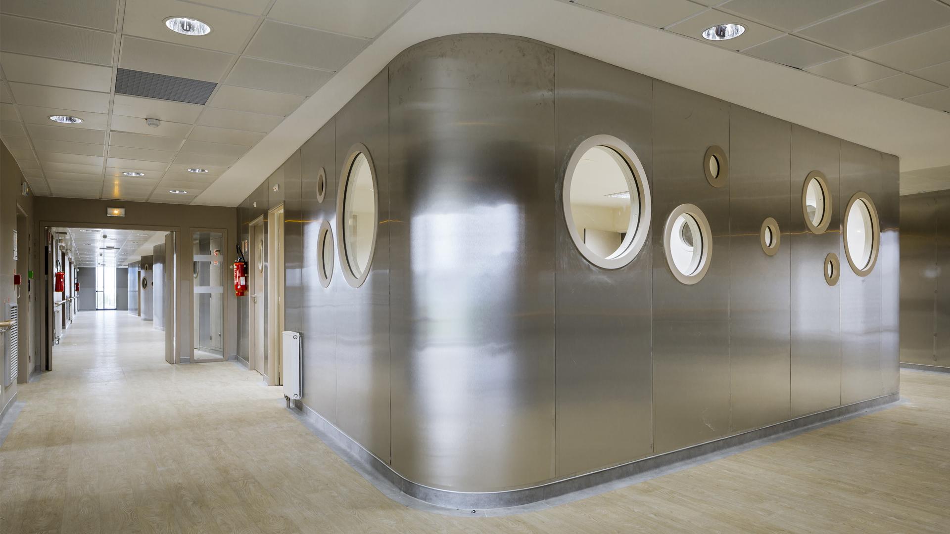 Hôpital Avicenne | Brenac & Gonzalez et Associés