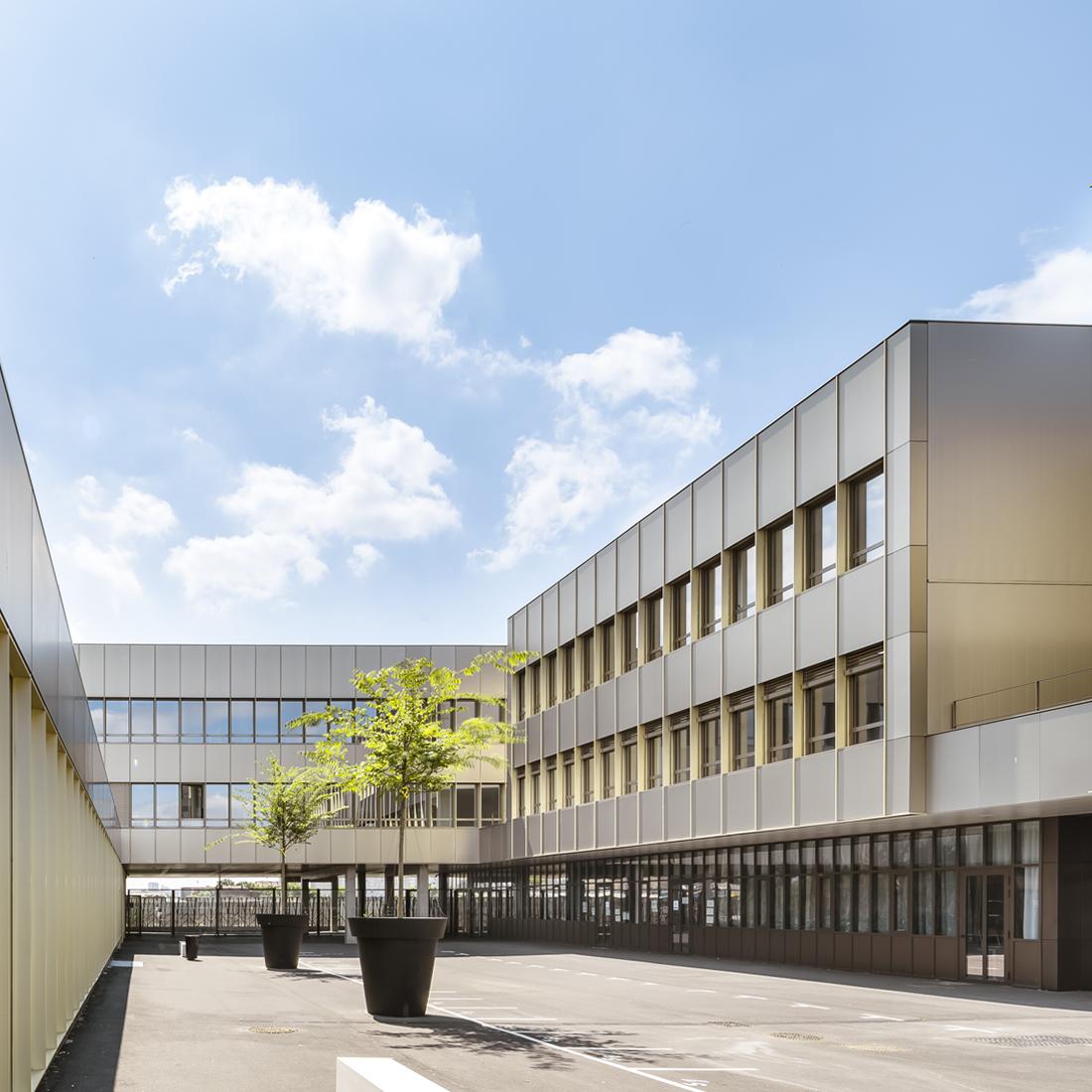 Barbara Secondary School | Brenac & Gonzalez et Associés