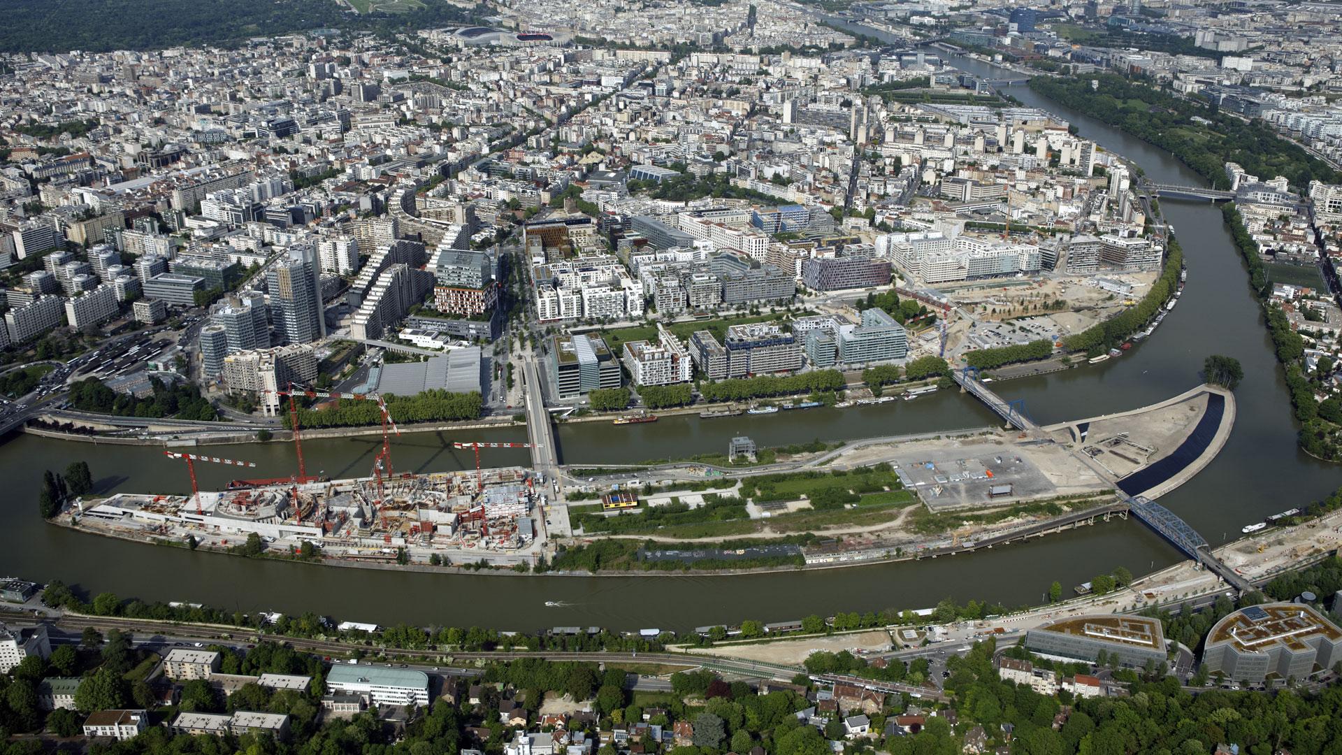ILE SEGUIN – RIVES DE SEINE | Brenac & Gonzalez et Associés