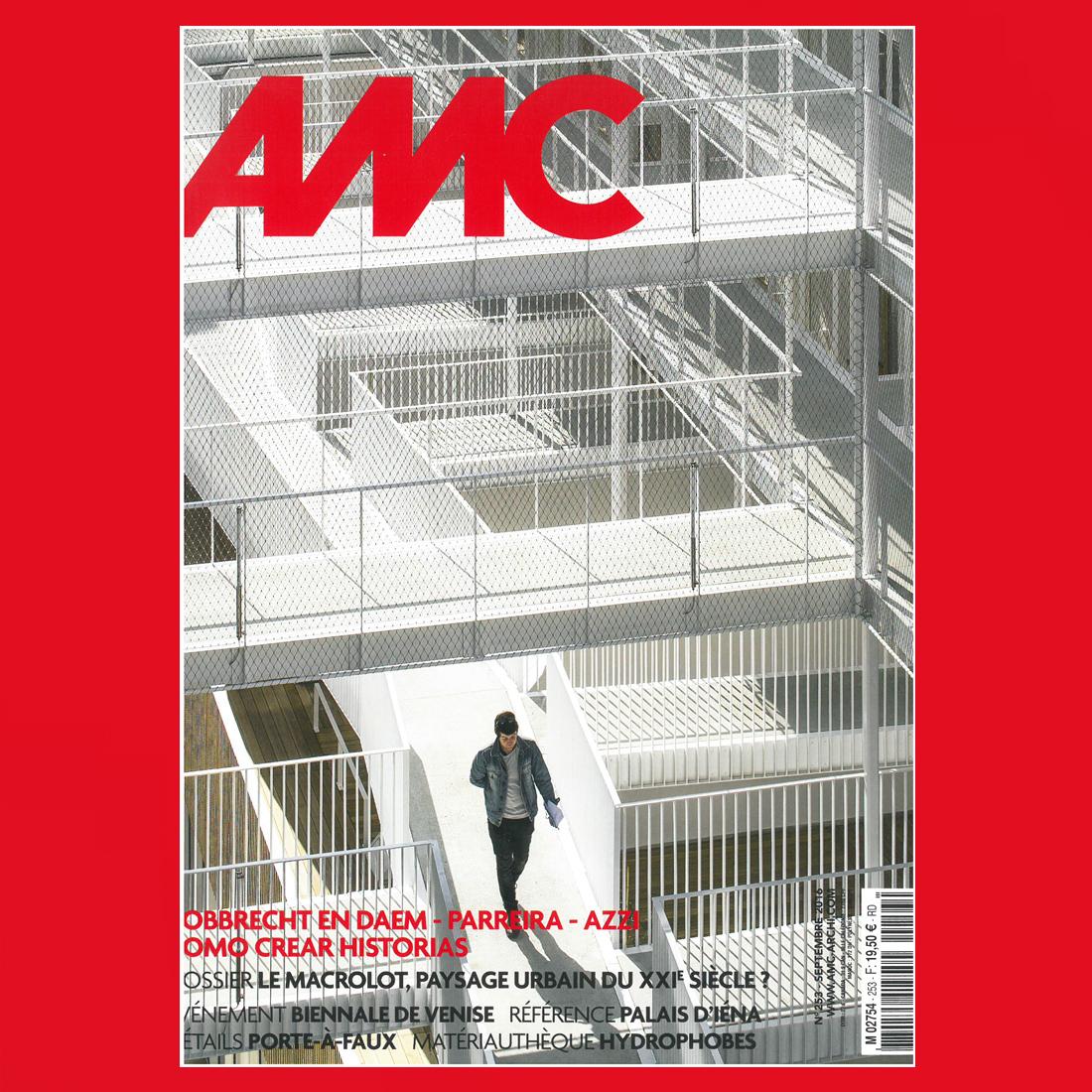 AMC N°253 Dossier Macrolots | Brenac & Gonzalez et Associés