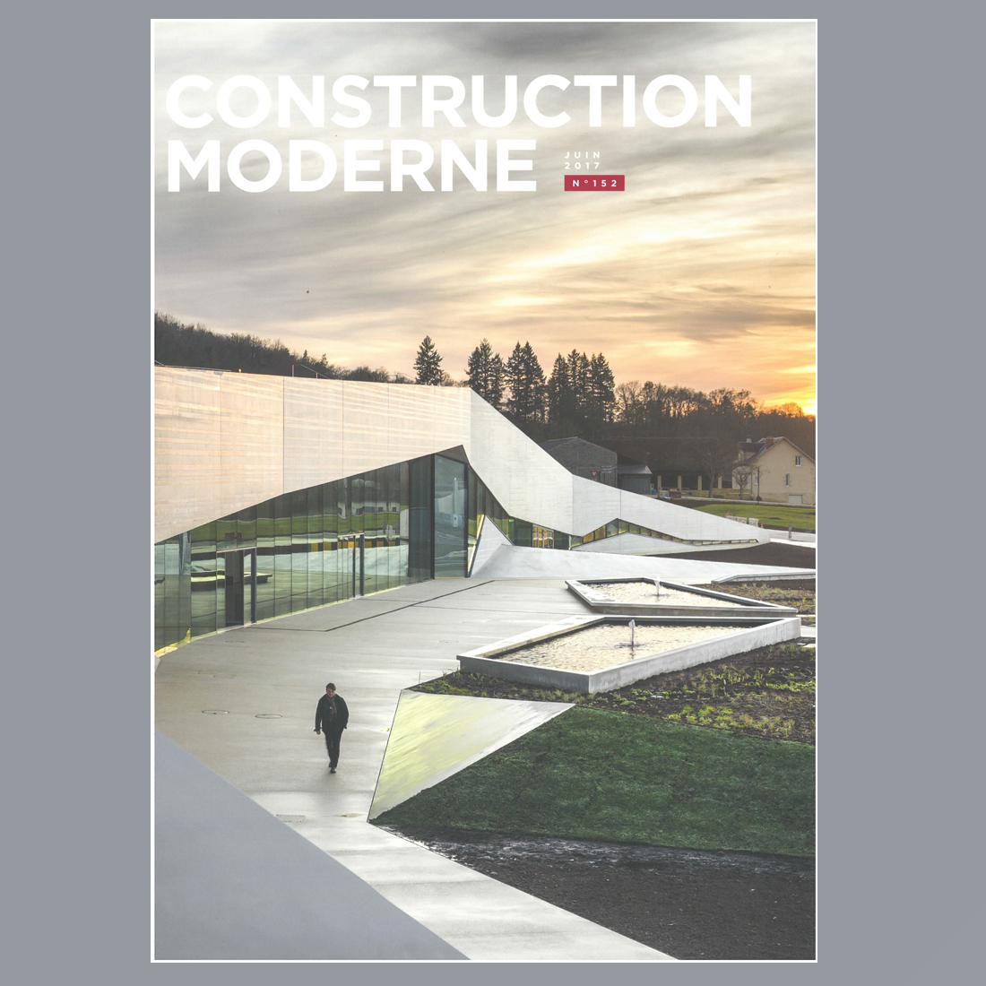 Construction Moderne N°152 | Brenac & Gonzalez et Associés