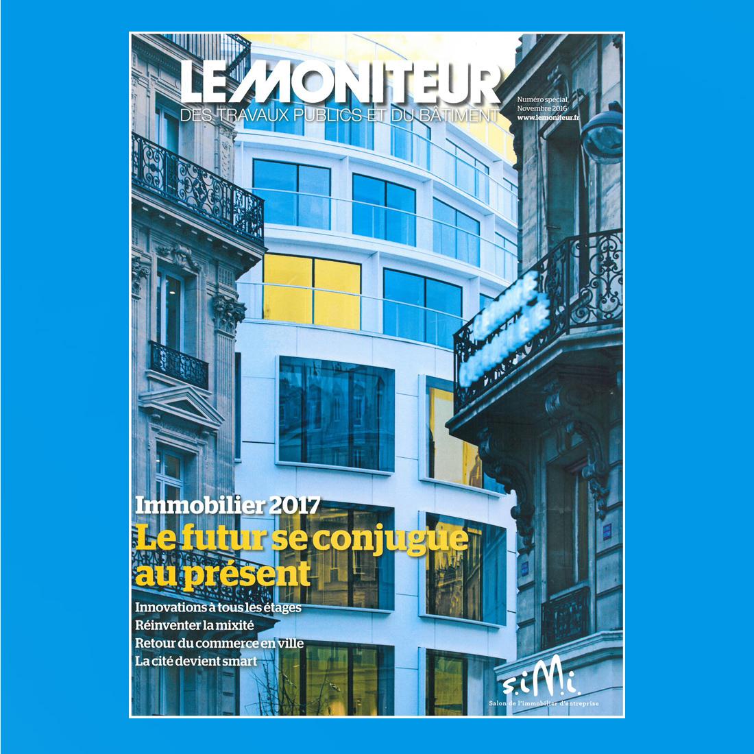 Le Moniteur Immobilier 2017 | Brenac & Gonzalez et Associés