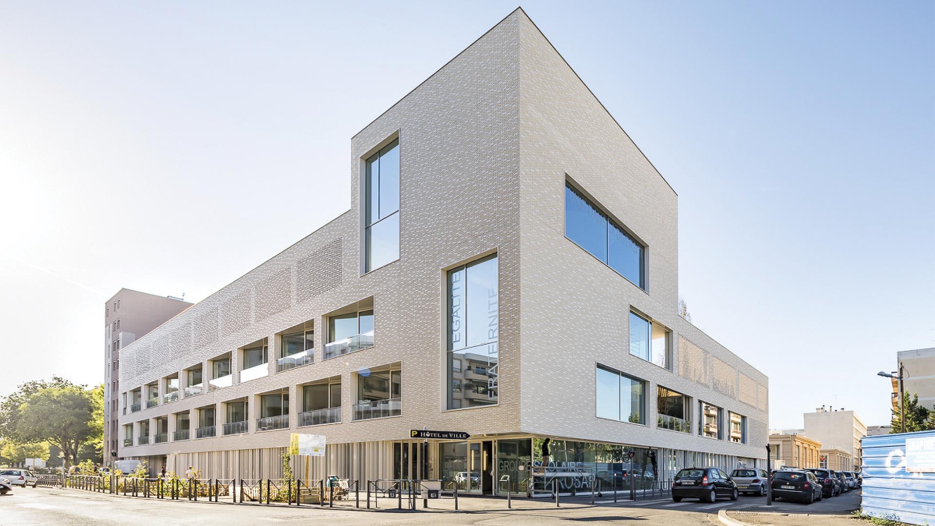The Rosa Parks School Complex | Brenac & Gonzalez et Associés