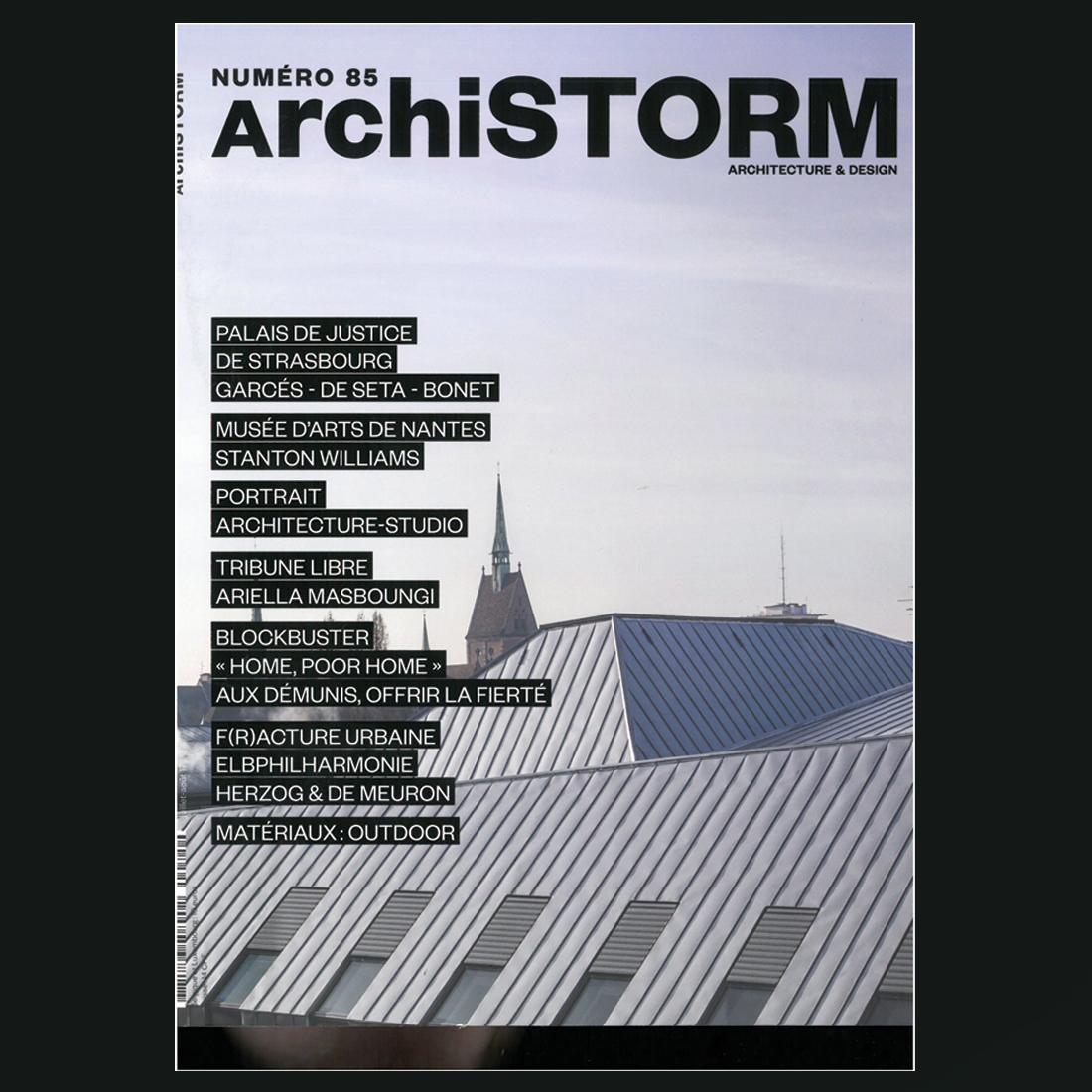 archiSTORM N°85 | Brenac & Gonzalez et Associés