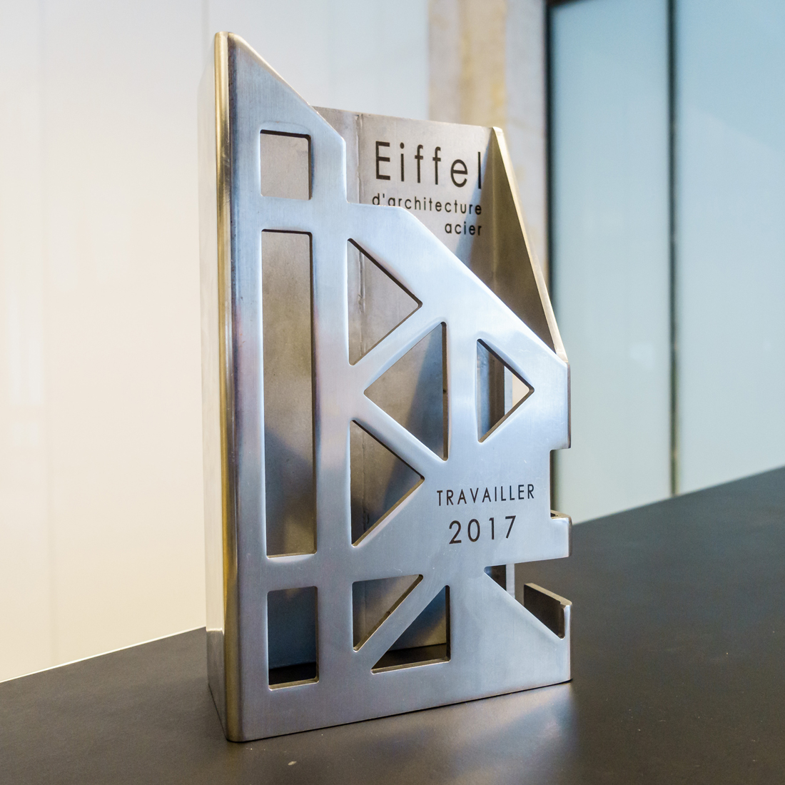 Trophée EIFFEL 2017 | Brenac & Gonzalez et Associés