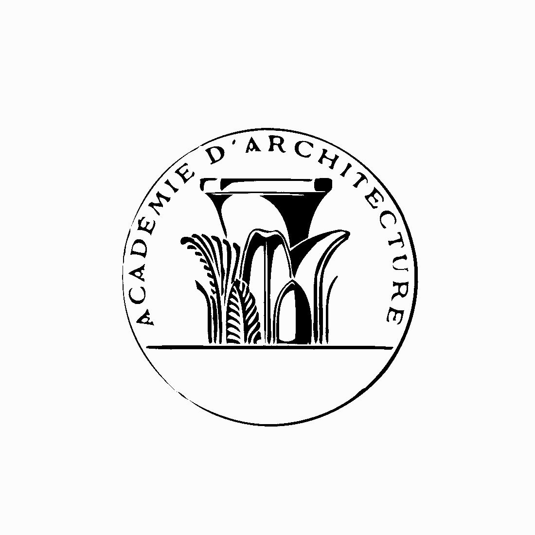 Xavier Gonzalez installé à l'Académie d'Architecture | Brenac & Gonzalez et Associés