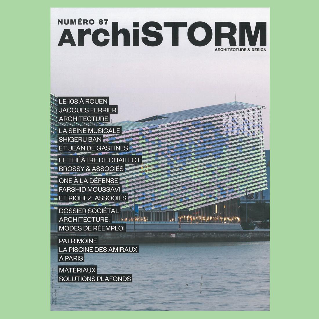 Archistorm N°87 | Brenac & Gonzalez et Associés