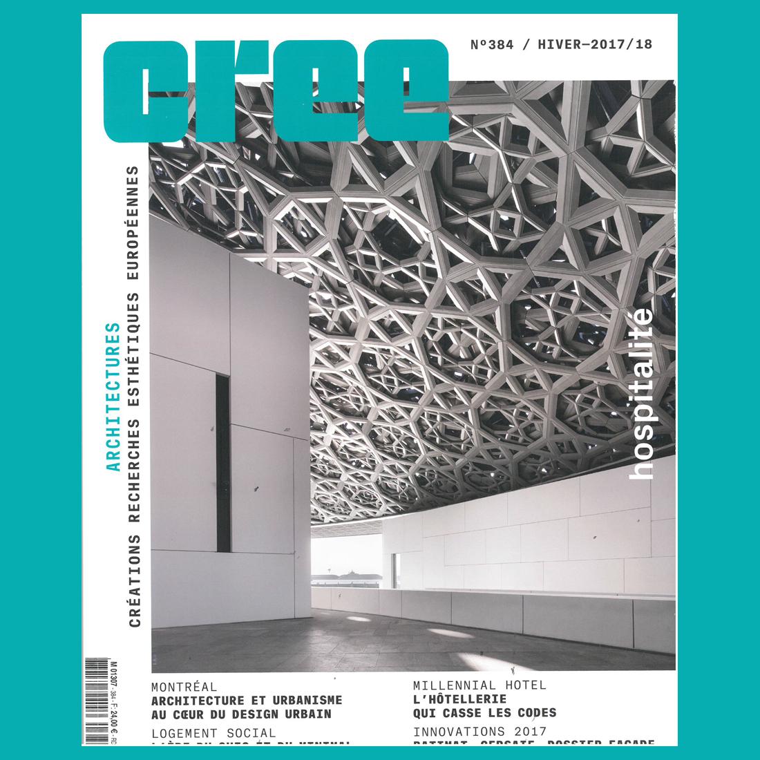 CREE N°384 / HIVER-2017/18 | Brenac & Gonzalez et Associés