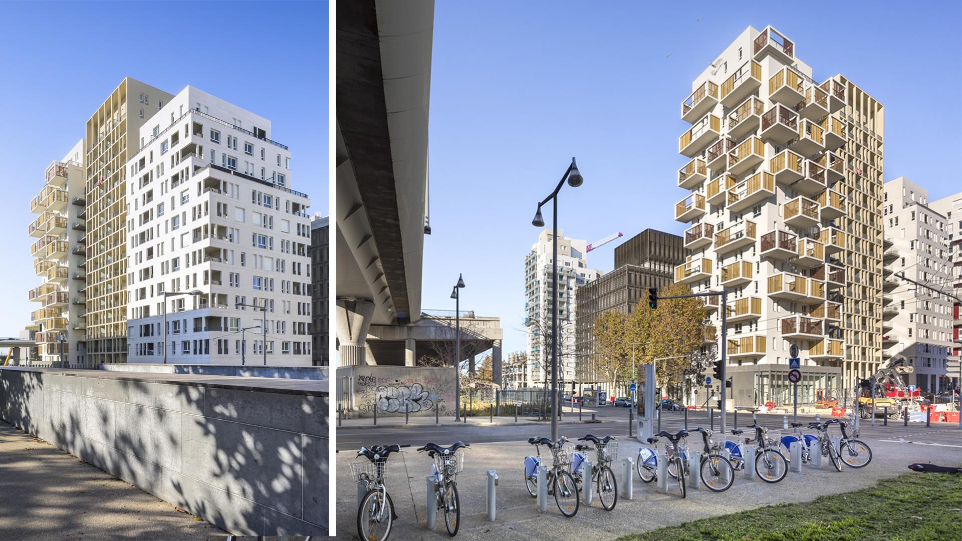 164 logements Marseille | Brenac & Gonzalez et Associés