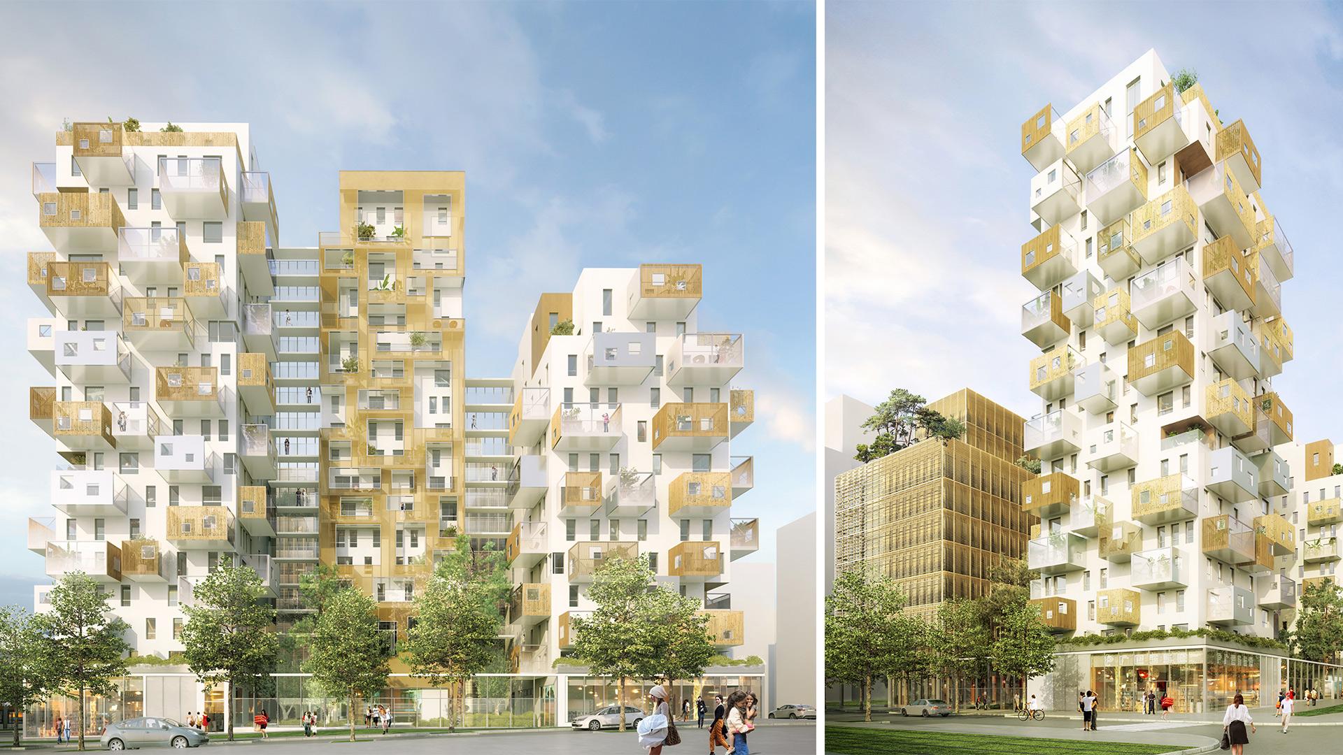 125 logements Marseille | Brenac & Gonzalez et Associés