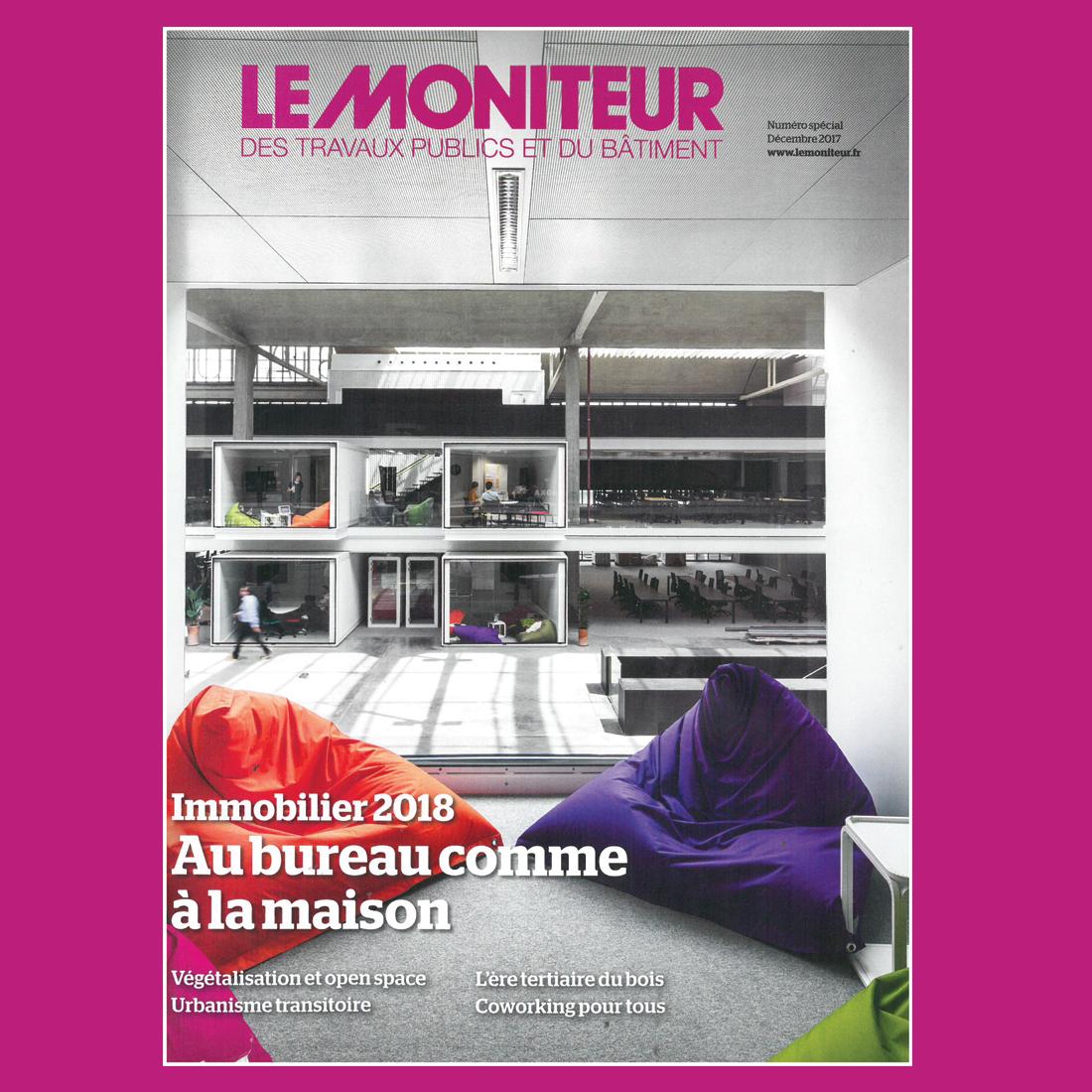 LE MONITEUR Edition Spéciale Immobilier 2018 | Brenac & Gonzalez et Associés
