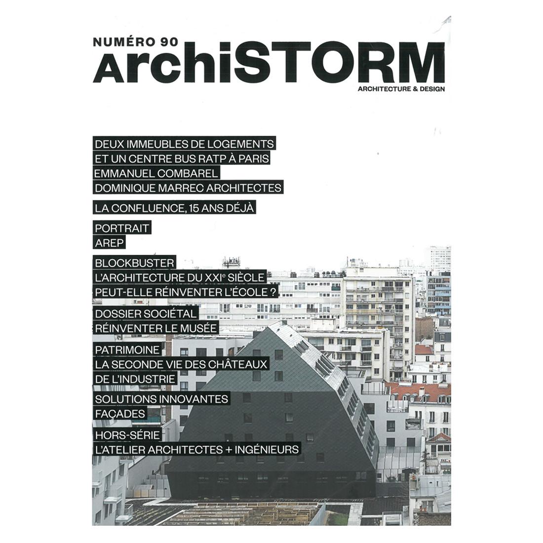 ArchiSTORM N°90 | Brenac & Gonzalez et Associés
