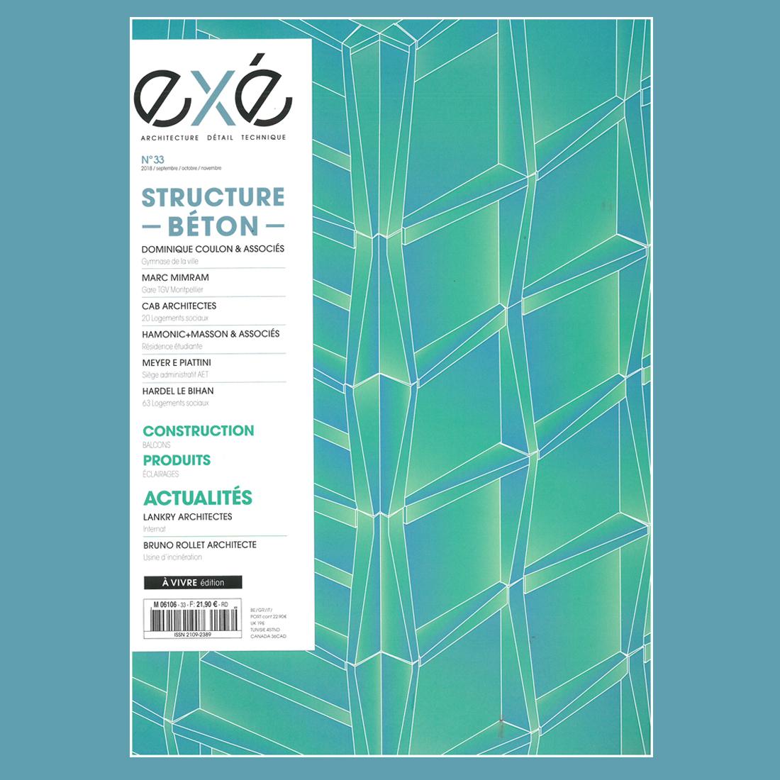 EXE N°33 | Brenac & Gonzalez et Associés