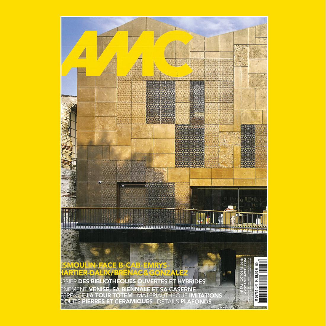 AMC 272 | Brenac & Gonzalez et Associés