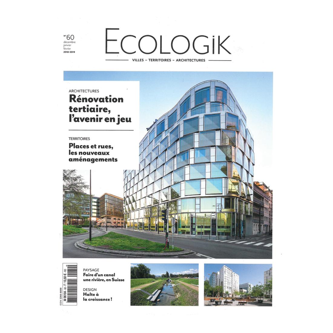 ECOLOGIK N°60 | Brenac & Gonzalez et Associés