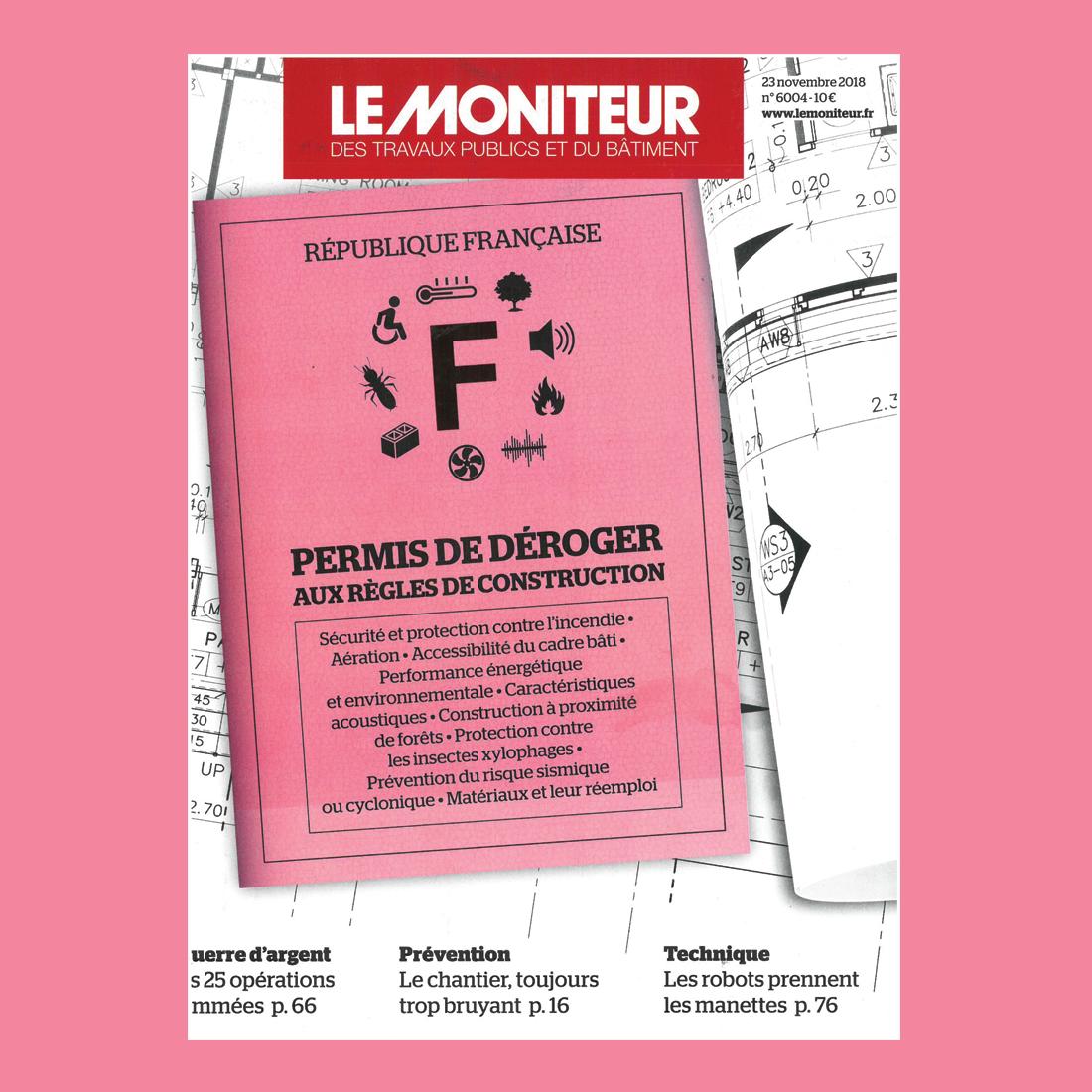 Le Moniteur N°6004 | Brenac & Gonzalez et Associés