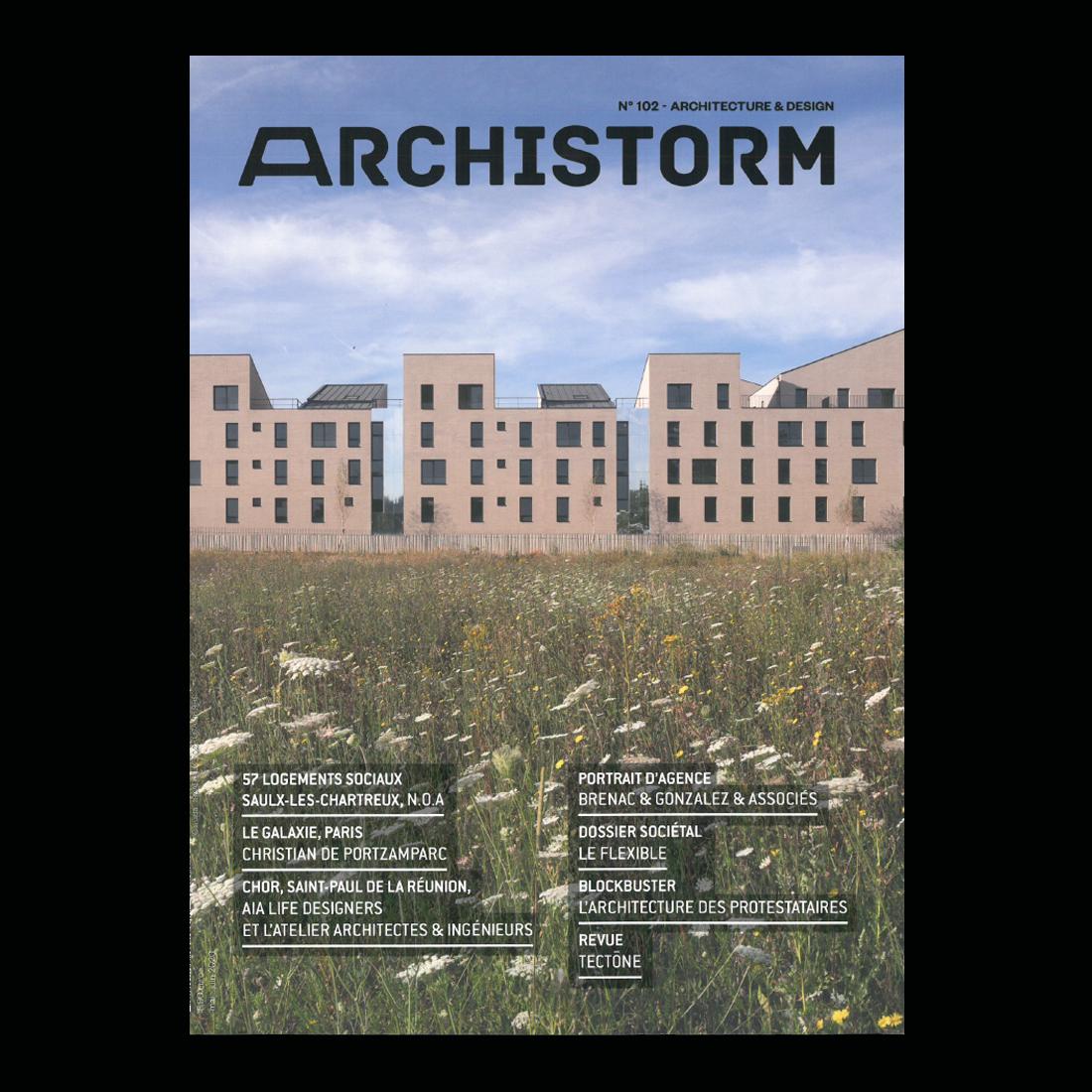 ARCHISTORM 102 | Brenac & Gonzalez et Associés