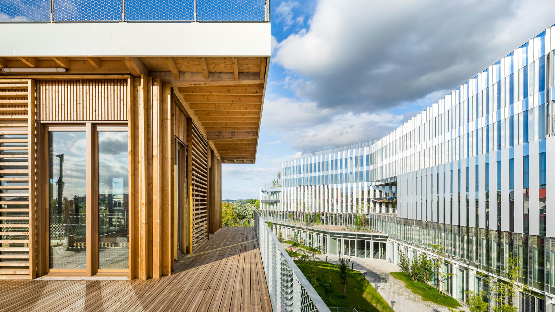 Maison des Services Latécoère | Brenac & Gonzalez et Associés