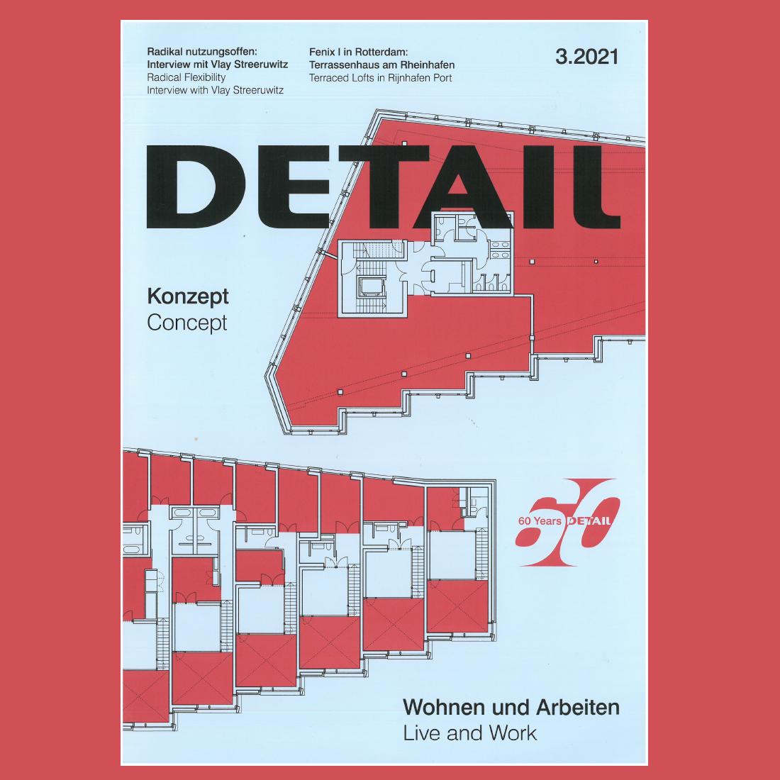 DETAIL / LIVE & WORK / 3.2021 | Brenac & Gonzalez et Associés